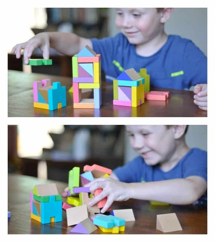 building blocks - wooden blocks