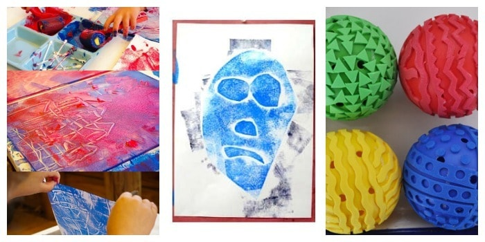 All sorts of printmaking ideas