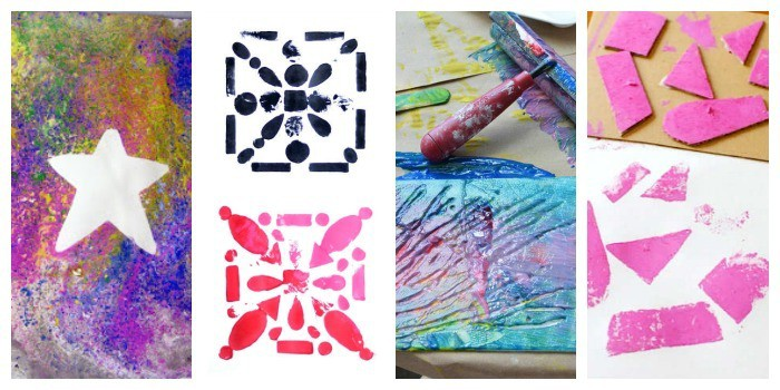 Tons of cool printmaking projects