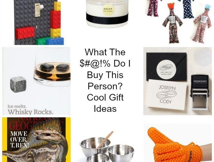Gifts for people who are impossible to buy for