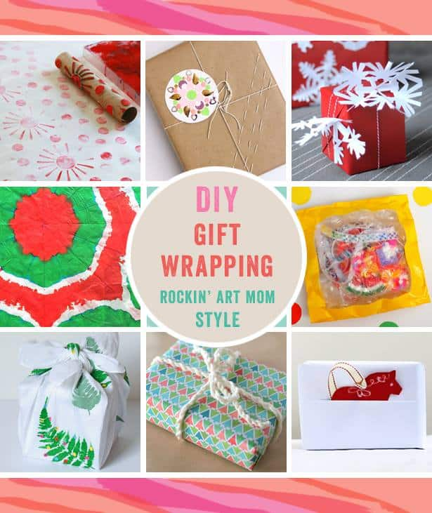 diygiftwrappingcollage