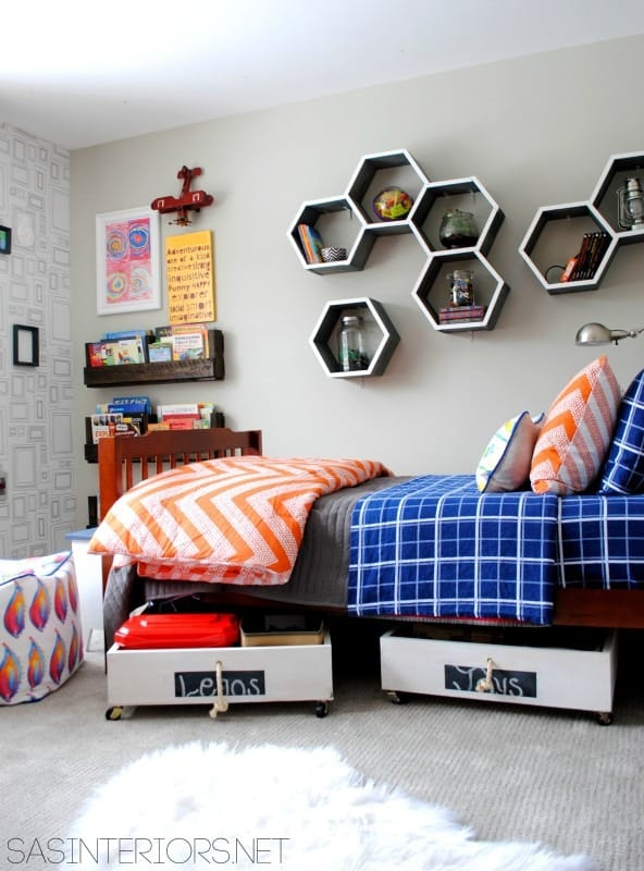 25 so cool boys room ideas craftwhack - Cool stuff for boys room ...