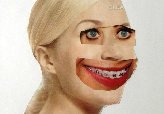 Hilarious Magazine Face Collages