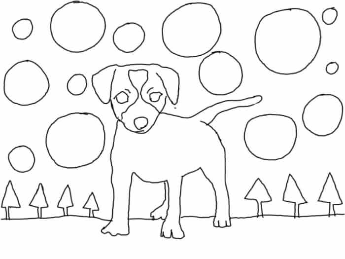 Free coloring pages- made on the HP Sprout from TinyRottenPeanuts.com