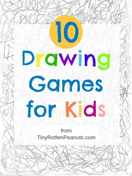 Awesome drawing games