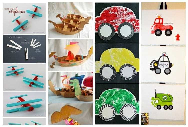41 Crafts For Boys No Girls Allowed Craftwhack