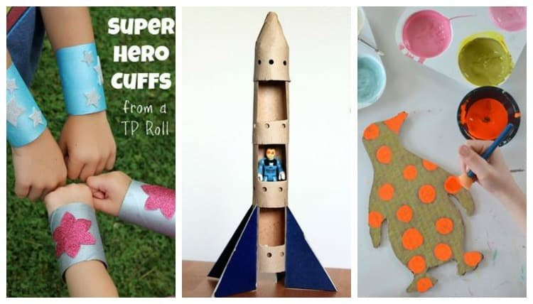 41 crafts for boys no girls allowed craftwhack for Arts and crafts ideas for boys
