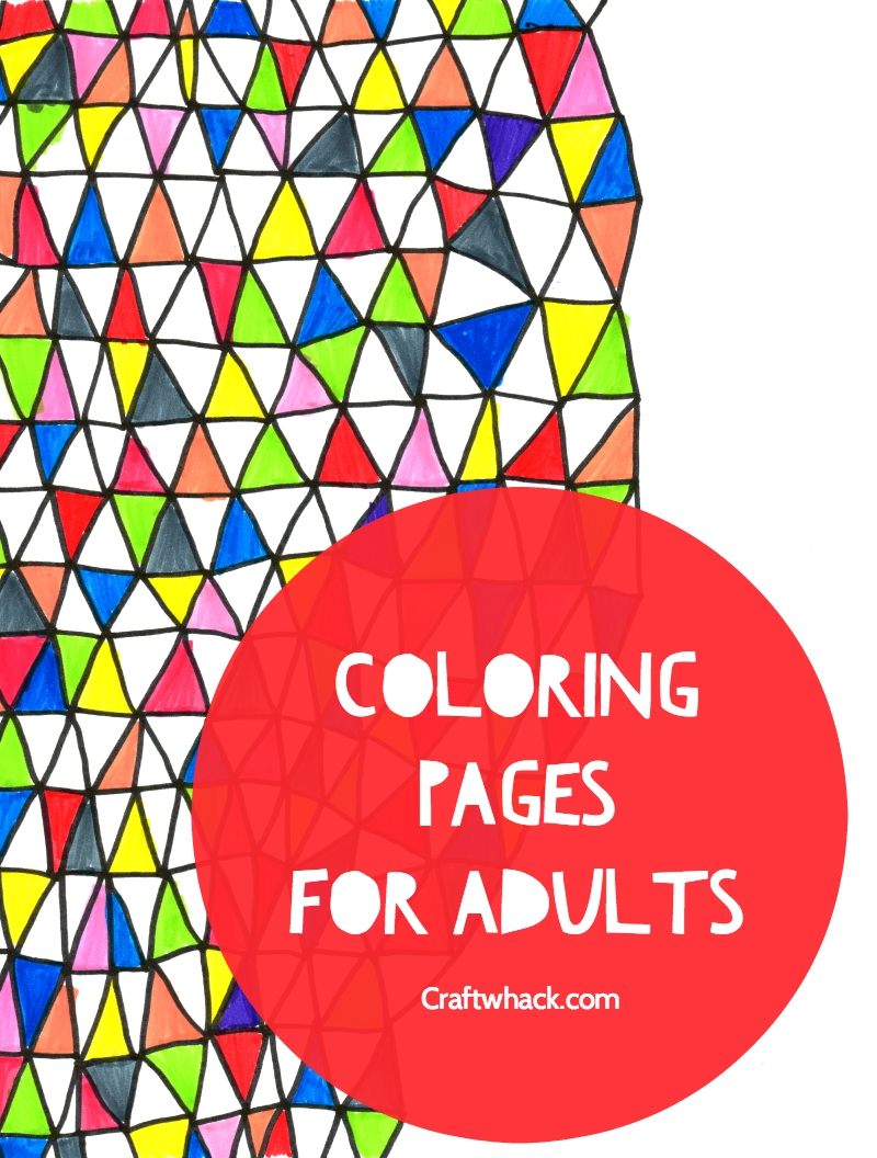Such a cool coloring book for adults