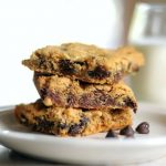 Peanut Butter Oatmeal Chocolate Chip Bars of Delicious!