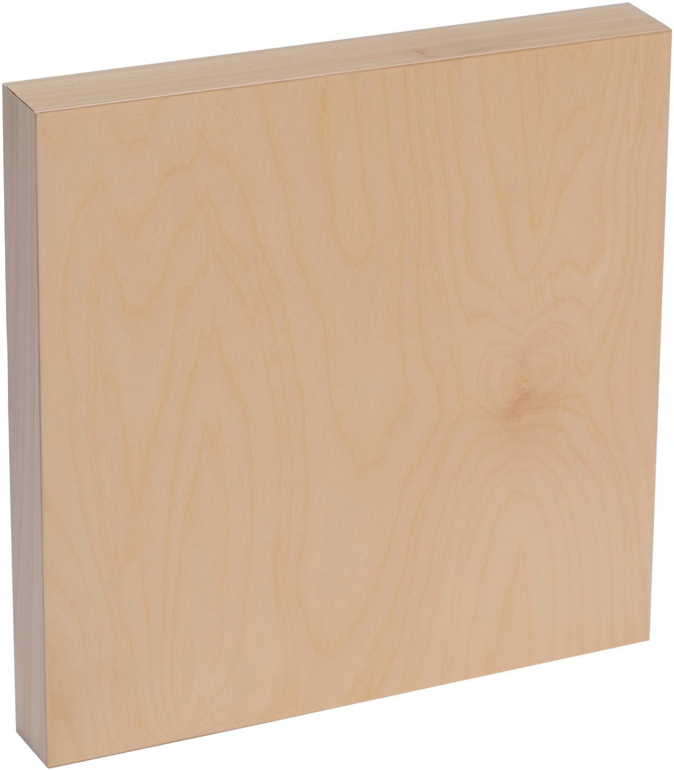 Birch wood panels