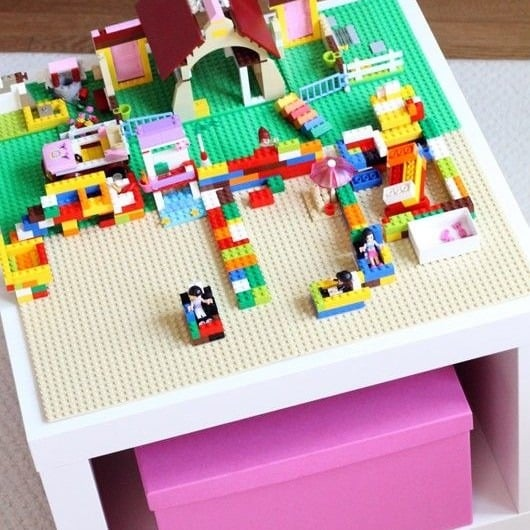 5 More Awesome DIY Lego Tables
