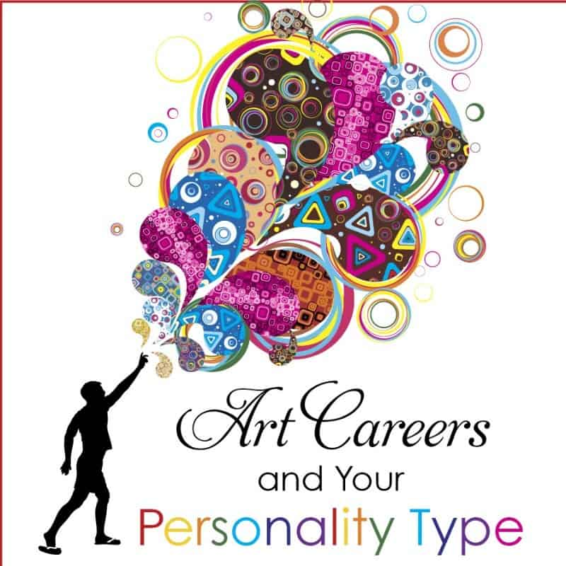 Art Careers by Personality Type – a Cool Infographic