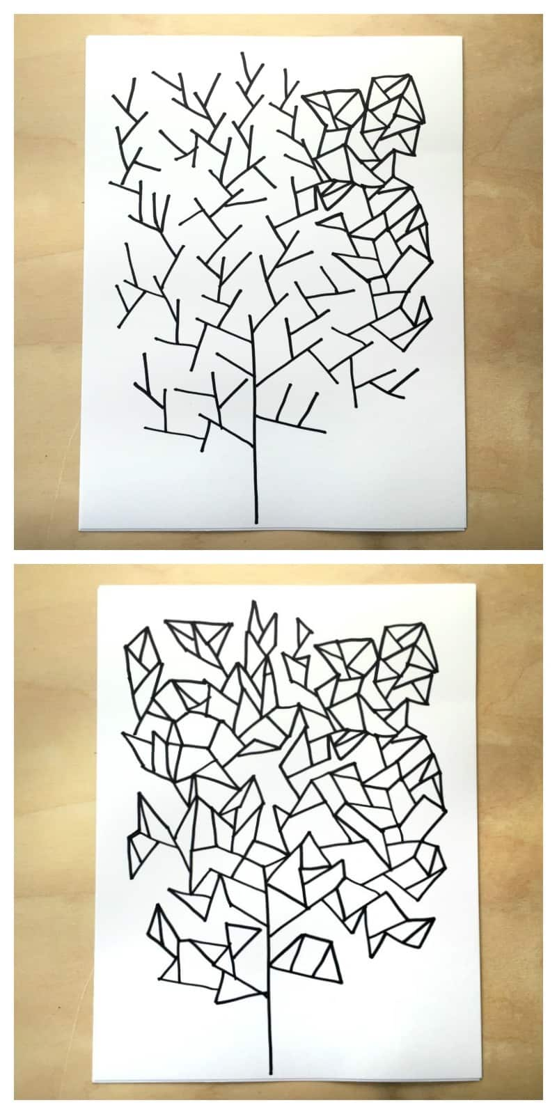 From My Book: 1 Simple Drawing Game • Craftwhack