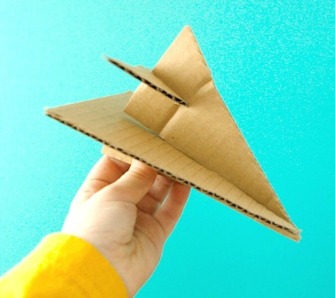 What Could Possibly be Better Than Paper Airplanes