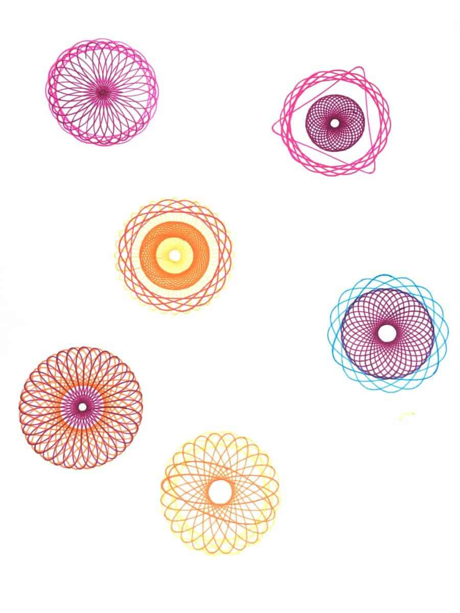 These pens are awesome with Spirograph