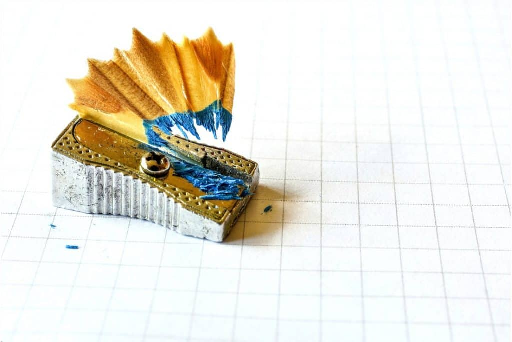 pencil sharpener for art pencils