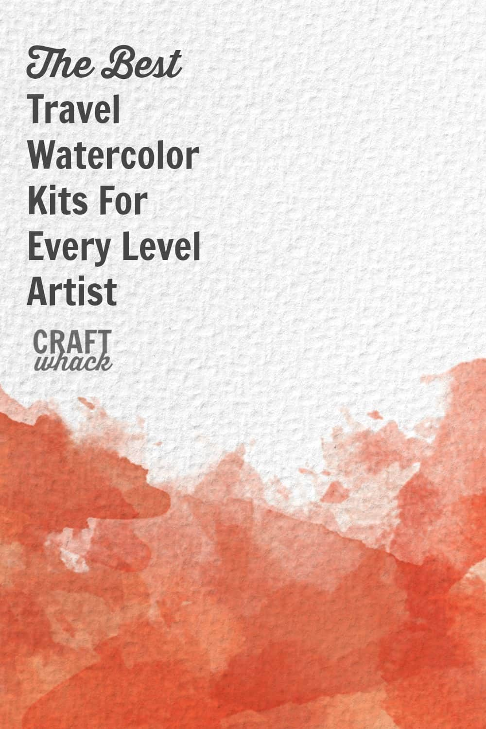travel watercolor kits