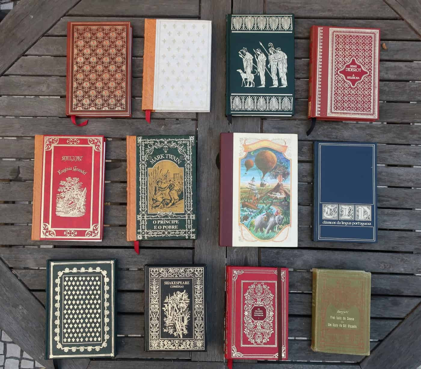 Handmade repurposed sketchbooks